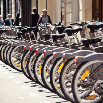 Die Casting for Bike Sharing Systems